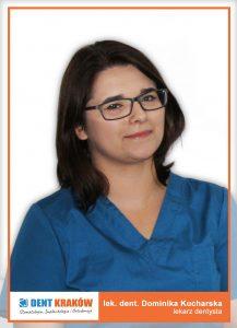 lek. dent. Dominika Kucharska