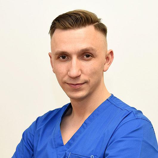 lek. dent. Jacek Drążek